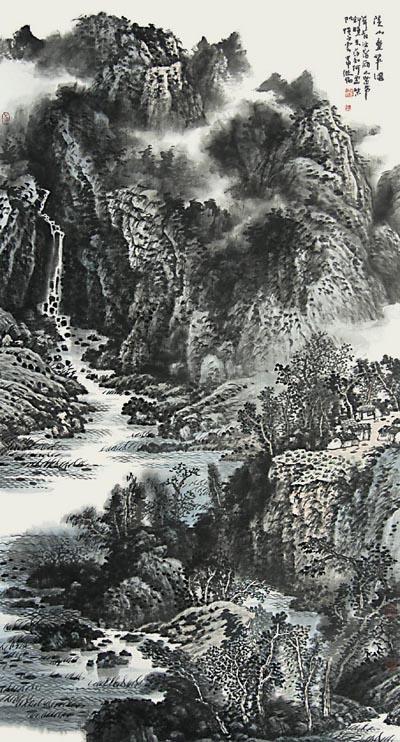 画家薛从伦艺术简历  薛从伦,男,1982年毕业于
