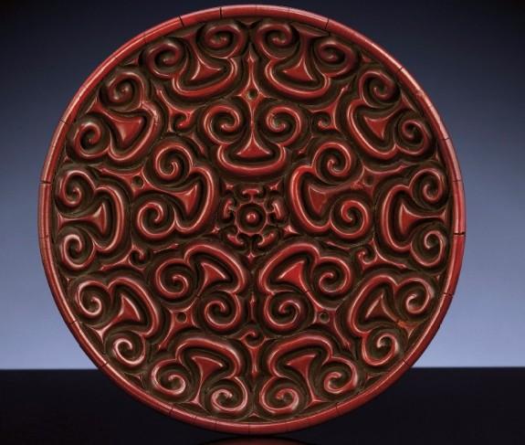 [转载]中国古代绘画简介(七):漆画