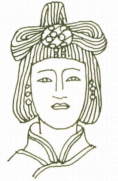简笔画 手绘 线稿 1393