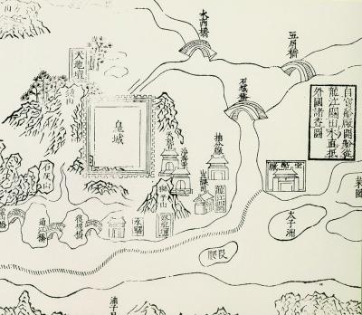 丝路风情儿童简笔画