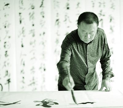 中国书法之谜
