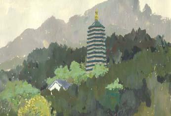 纳兰纳兰性德的诗词中,有不少是因扈驾游历北京西山一带风景名胜时